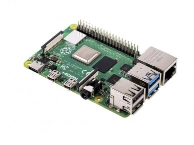 Raspberry Pi4 4GB rinkinys Okdo, EU 8