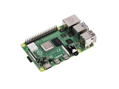 Raspberry Pi4 4GB rinkinys Okdo, EU 9