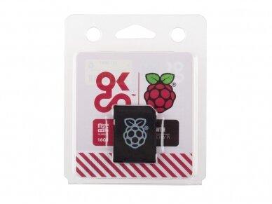 Raspberry Pi4 4GB rinkinys Okdo, EU 5