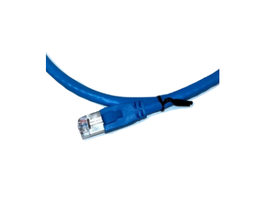RJ45/RJ45 jungiamasis kabelis1m, mėlynas 2