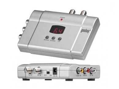SAT moduliatorius HF-2 stereo