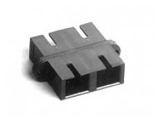 SC-APC tipo dvigubas optinis adapteris