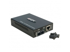 Lindy SC Gigabit Ethernet Fibre Optic Converter. 1000Base-T to 1000Base-SX. Multi-mode