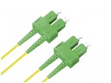 SCAPC/SCAPC dvigubas vienmodis komut. kabelis 5m HP