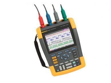 ScopeMeter FLUKE 190-202 3