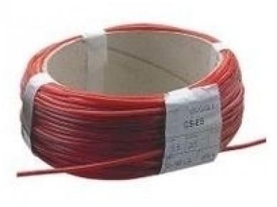 Silikoninis laidas, raudonas 2.5mm2, ritė 25m