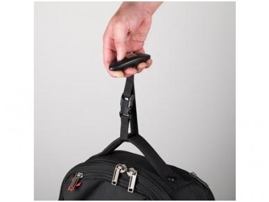 Skaitmeninės lagaminų svarstyklės iki 40kg 3