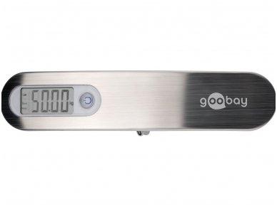 Skaitmeninės lagaminų svarstyklės iki 50kg 3