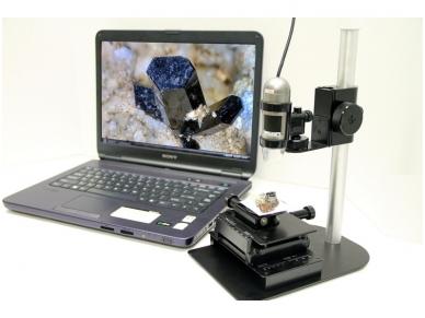Skaitmeninio mikroskopo stovas MS35B, standartinis 3
