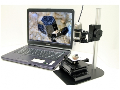 Skaitmeninio mikroskopo stovas MS35BE, standartinis, ESD 2
