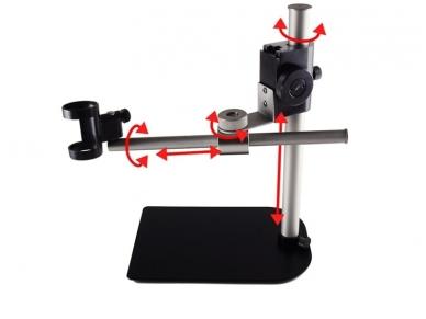 Skaitmeninio mikroskopo stovas MS36B, profesionalus 4
