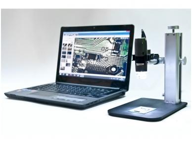 Skaitmeninio mikroskopo stovas RK-10A 4
