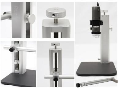 Skaitmeninio mikroskopo stovas RK-10A 5