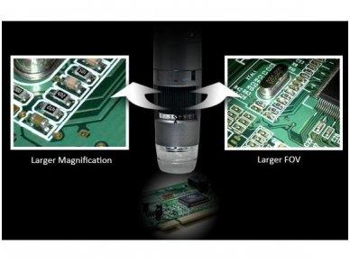 Skaitmeninis mikroskopas AM4115TW 2