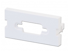 Snap-in 50x25mm modulis VGA jungčiai