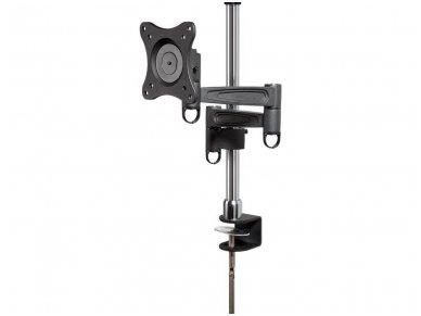"""Stalinis teleskopinis monitoriaus laikiklis 13""""-32"""" iki 15kg"""