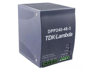 TDK-LAMDA maitinimo šaltinis DPP-240-48-3