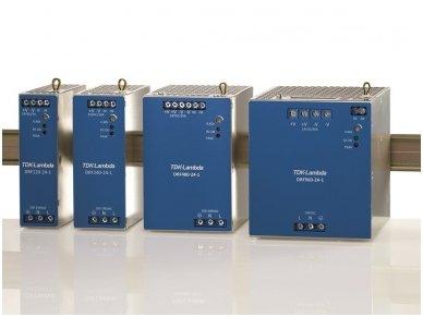 TDK-LAMDA maitinimo šaltinis DRF-120-24-1 120W 2