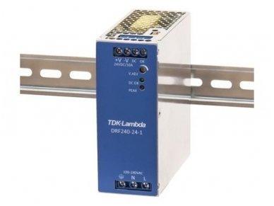 TDK-LAMDA maitinimo šaltinis DRF-240-24-1 240W