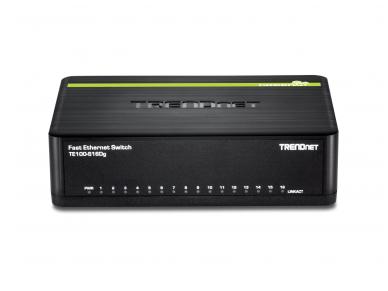 TE100-S16EG 16-port (16 10/100Mbps) komutatorius 2