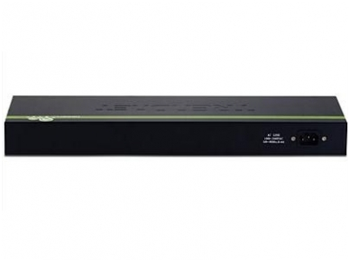 """TE100-S24G 24-port 10/100Mbps komutatorius 19"""" 3"""