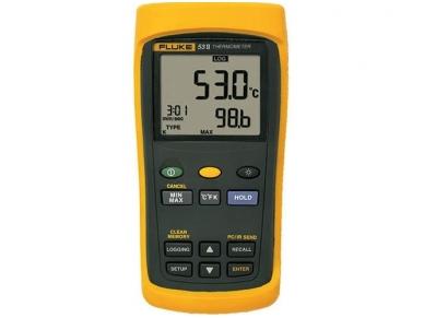 Termometras FLUKE 53-2-B
