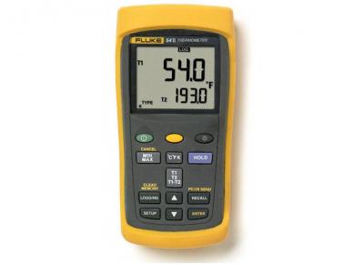Termometras FLUKE 54-2-B