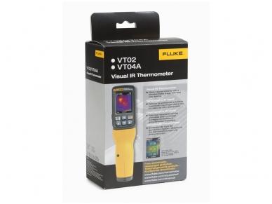 Termometras FLUKE VT04A 7