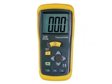 Termoporos termometras CEM DT-610B