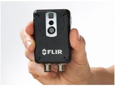Termovizorius FLIR AX8 nuolatiniam stebėjimui 2