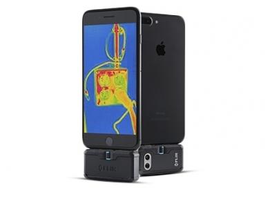 Termovizorius FLIR ONE Pro 160x120 iOS G3 2