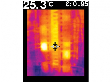 IR termometras FLIR TG165 5