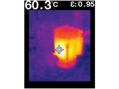 IR termometras FLIR TG165 7