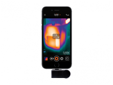 Termovizorius Seek XR iOS 8