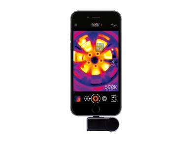 Termovizorius Seek XR iOS 9