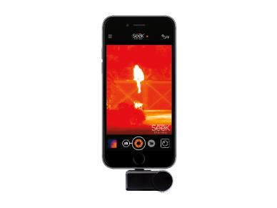 Termovizorius Seek XR iOS 10