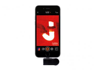 Termovizorius Seek XR iOS 11