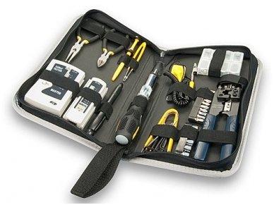 Tinklo įrankių rinkinys, 54vnt., Lindy