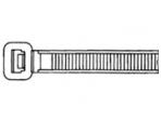 Tvirtinimo dirželiai 200x4.8 (1000vnt) balti AMP