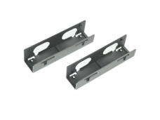 Lindy Universal 3.5Inch Drive to 5.25Inch Mouting Rails
