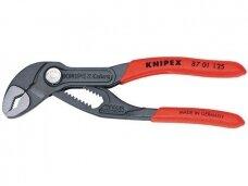 Universalus raktas Knipex Cobra 125mm 87 01 125