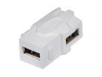 USB A-A kampinis perėjimas, Keystone