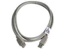 USB 2.0 ilgiklis 3m (A-A)