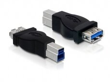 USB 3.0 A F - B M perėjimas