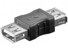 USB A F - A F perėjimas