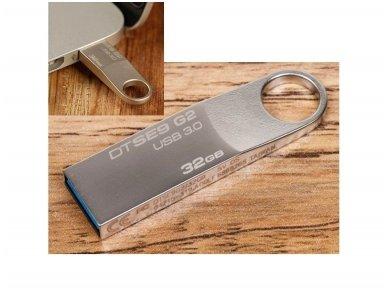 USB 3.0 atmintinė 64Gb, Kingston 5