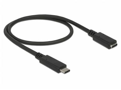 USB-C 3.1 Gen 1 ilgiklis 0.5m 3A 2
