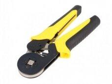 Užspaudimo įrankis 0,2-6mm2