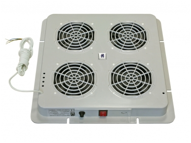 Ventiliatorių blokas, 4 ventiliatoriai