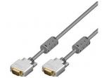 VGA kabelis 15M-15M 15m, HT 2560x1600